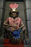 Περουβιανή μούμια Inca Pachacutec στοκ εικόνα με δικαίωμα ελεύθερης χρήσης