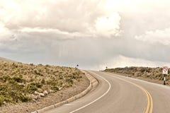 Περουβιανό οδόστρωμα υπαίθρια Στοκ Εικόνες