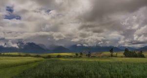 Περουβιανό τοπίο Στοκ Φωτογραφίες