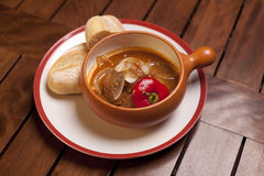 Περουβιανό casserole Στοκ εικόνες με δικαίωμα ελεύθερης χρήσης