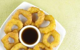 Περουβιανό Picarones Στοκ εικόνα με δικαίωμα ελεύθερης χρήσης