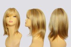Περούκα τρίχας Στοκ φωτογραφία με δικαίωμα ελεύθερης χρήσης
