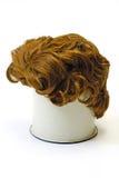 περούκα Στοκ φωτογραφία με δικαίωμα ελεύθερης χρήσης