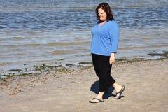 περπάτημα ακτών στοκ εικόνα με δικαίωμα ελεύθερης χρήσης