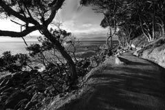 περπάτημα διαδρομής Στοκ φωτογραφίες με δικαίωμα ελεύθερης χρήσης