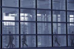 περπάτημα διαδρόμων Στοκ Φωτογραφίες