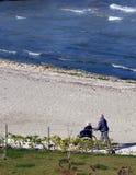 περπάτημα θάλασσας Στοκ φωτογραφίες με δικαίωμα ελεύθερης χρήσης