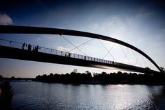 περπάτημα ουρανών Στοκ εικόνες με δικαίωμα ελεύθερης χρήσης