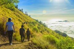 Περπάτημα στον ουρανό στοκ φωτογραφία με δικαίωμα ελεύθερης χρήσης