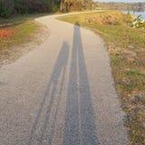 Περπάτημα ψηλό Στοκ Φωτογραφίες