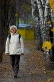 περπάτημα Στοκ εικόνες με δικαίωμα ελεύθερης χρήσης
