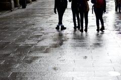 Περπάτημα Στοκ Εικόνα