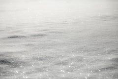 Λαμπρός άσπρος τάπητας χιονιού! Στοκ φωτογραφίες με δικαίωμα ελεύθερης χρήσης