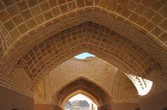 Περσική αρχιτεκτονική στοκ εικόνες