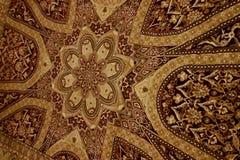 περσική κουβέρτα Στοκ Φωτογραφία