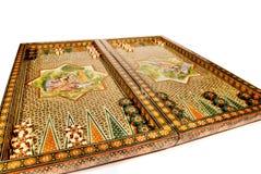 περσικό σύνολο ταβλιών mosiac στοκ εικόνες