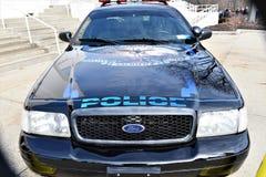 Πεσμένοι τιμή ανώτεροι υπάλληλοι περιπολικών της Αστυνομίας νομών της Νέας Υόρκης westchester στοκ εικόνα με δικαίωμα ελεύθερης χρήσης