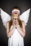 Πεσμένος άγγελος Στοκ Εικόνες