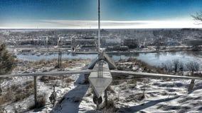 Πεσμένος διαγώνιος Στοκ εικόνες με δικαίωμα ελεύθερης χρήσης