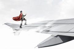 Πετά υψηλό Μικτά μέσα Στοκ Φωτογραφίες
