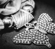 Πεταλούδα αγκίδων Στοκ φωτογραφίες με δικαίωμα ελεύθερης χρήσης