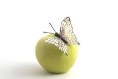 πεταλούδα μήλων Στοκ φωτογραφία με δικαίωμα ελεύθερης χρήσης
