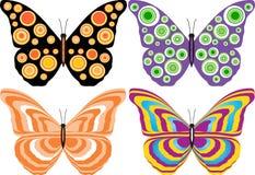 πεταλούδα 4 Στοκ εικόνες με δικαίωμα ελεύθερης χρήσης