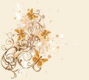 πεταλούδες βρώμικες Στοκ εικόνα με δικαίωμα ελεύθερης χρήσης