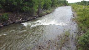 πεταλοειδής ποταμός ΗΠΑ της Αριζόνα Κολοράντο στοκ εικόνα με δικαίωμα ελεύθερης χρήσης