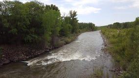 πεταλοειδής ποταμός ΗΠΑ της Αριζόνα Κολοράντο στοκ φωτογραφία