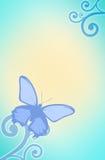 Πεταλούδα υποβάθρου σχεδίου στοκ εικόνα με δικαίωμα ελεύθερης χρήσης