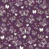 Πεταλούδα Υπόβαθρο Στοκ Φωτογραφίες