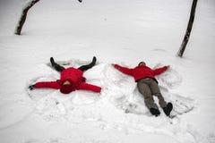 Πεταλούδα χιονιού Στοκ φωτογραφία με δικαίωμα ελεύθερης χρήσης