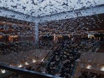 Πεταλούδες εγγράφου Στοκ εικόνες με δικαίωμα ελεύθερης χρήσης