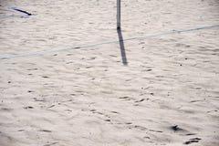 Πετοσφαίριση στην παραλία Στοκ Εικόνα