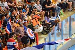 Πετοσφαίριση WGP: ΗΠΑ ΕΝΑΝΤΊΟΝ Ταϊλανδού Στοκ Εικόνες