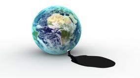 πετρέλαιο έννοιας Στοκ εικόνα με δικαίωμα ελεύθερης χρήσης