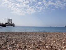 Πετρέλαιο από τη θάλασσα στοκ φωτογραφία