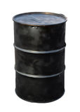 πετρέλαιο βαρελιών Στοκ εικόνες με δικαίωμα ελεύθερης χρήσης