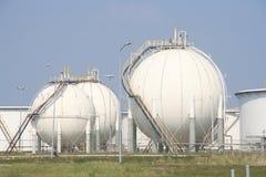 πετρέλαιο εμπορευματοκιβωτίων Στοκ Εικόνα