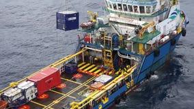 Πετρέλαιο και βιομηχανία φυσικού αερίου παράκτια φιλμ μικρού μήκους