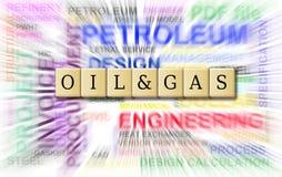 Πετρέλαιο και βιομηχανία φυσικού αερίου απεικόνιση αποθεμάτων