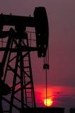 Πετρέλαιο και φυσικό αέριο Στοκ εικόνα με δικαίωμα ελεύθερης χρήσης