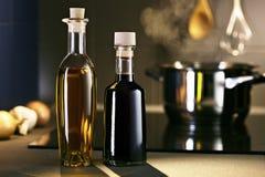 πετρέλαιο κουζινών vingar Στοκ φωτογραφία με δικαίωμα ελεύθερης χρήσης