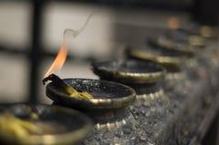 πετρέλαιο λαμπτήρων Στοκ Φωτογραφίες