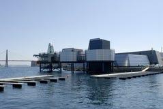 πετρέλαιο μουσείων Στοκ εικόνα με δικαίωμα ελεύθερης χρήσης