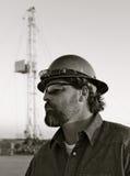 πετρέλαιο πεδίων Στοκ Φωτογραφίες