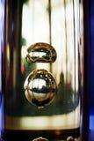 Πετρέλαιο στο νερό Στοκ φωτογραφία με δικαίωμα ελεύθερης χρήσης