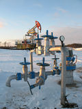 πετρέλαιο συρτών στοκ φωτογραφία με δικαίωμα ελεύθερης χρήσης