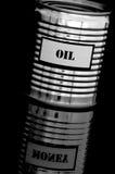 πετρέλαιο χρημάτων Στοκ Εικόνες
